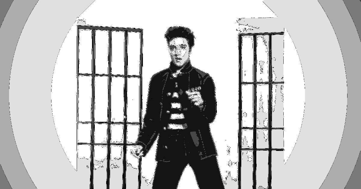 Elvis Presley_Jailhouse Rock
